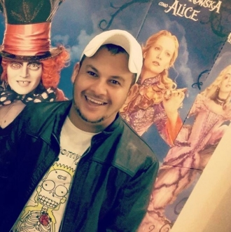 #AliceAtravésDoEspelho #Disney #AliceThroughTheLookingGlass #FarolShopping ;)